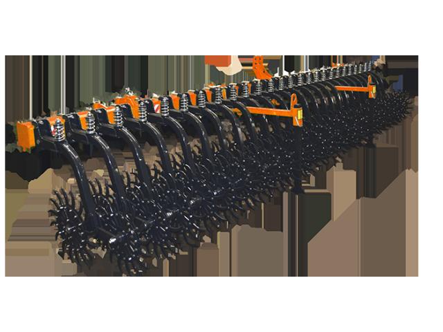 Борона-мотыга ротационная БМ-9 гидрофицированная