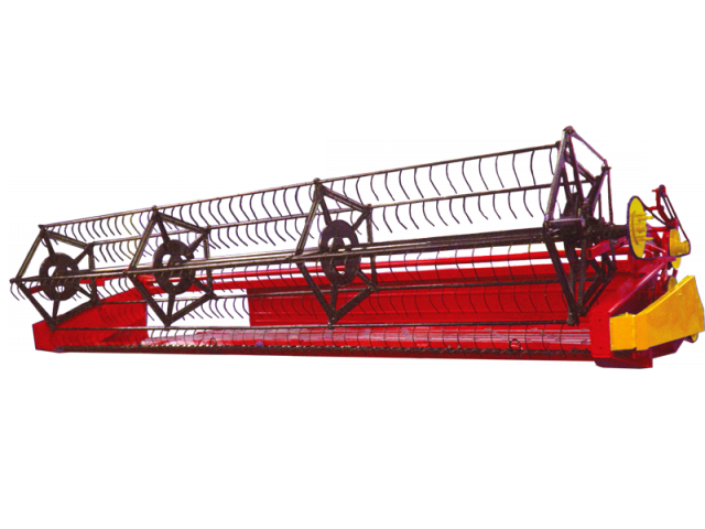 "Жниварка валкова навісна ЖВН-6 з МПН типу ""Шумахер"""