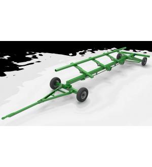 Тележка для транспортирования жаток 7,7 м