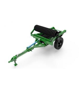Каток зубчато-кольчатый Land Roller 6