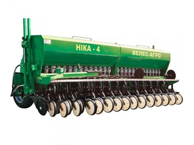 Сеялка зерновая механическая «Ника-4» серии СЗМ-4 прицепная (с МС-4 и ТР-4)
