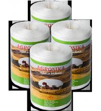 Шпагат сеновязальный, полипропиленовый AGRONIKA Tip 1000