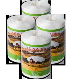 Шпагат сеновязальный, полипропиленовый AGRONIKA Tip 500