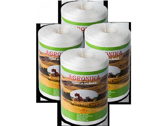 Шпагат сеновязальный, полипропиленовый AGRONIKA Tip 600