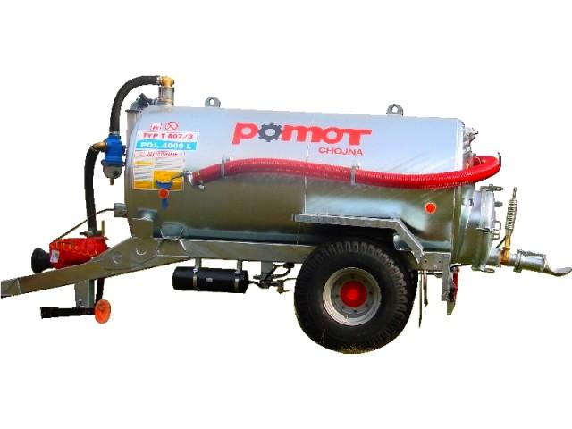 Бочка Pomot (Помот) 4000