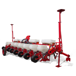 Универсальная пневматическая сеялка точного высева VESTA 8 PROFI