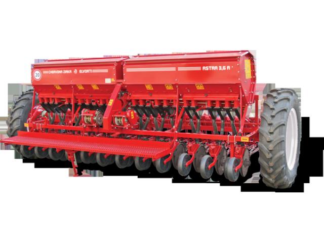 Сеялка зернотуковая ASTRA 3.6В-06 (СЗ-3,6В-06)