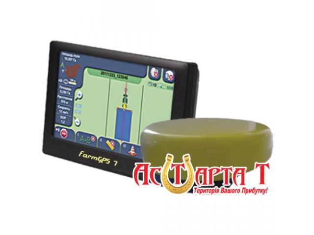 Система паралельного водіння FarmGPS7