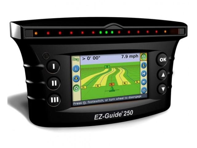 GPS-навігатор для сільгосптехніки EZ-GUIDE 250