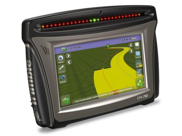 GPS-навигатор для сельхозтехники Trimble CFX-750