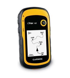 GPS-навигатор для сельхозтехники Garmin eTrex 10