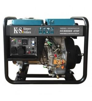 Генератор Konner&Sohnen KS 8000DE ATSR