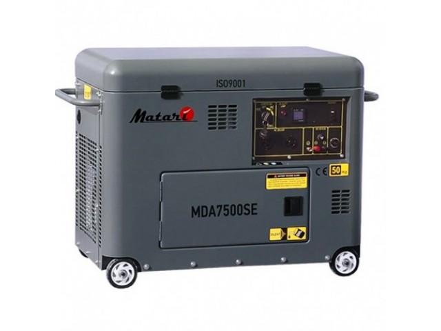 Генератор Matari MDA 7500 SE