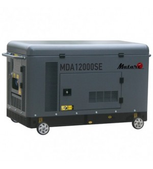 Генератор Matari MDA12000SE