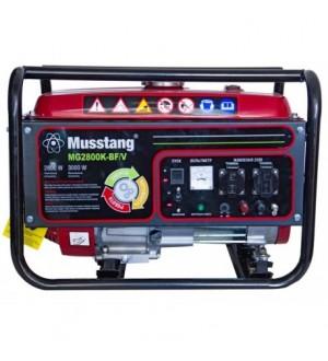 Генератор Musstang MG2800K-BF/V