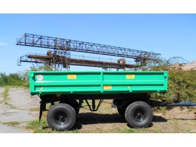 Причіп самоскидний тракторний ПСТ-6