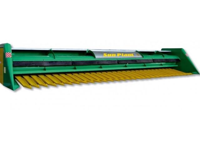 Жниварка суцільного зрізу для соняшнику Sun Plant шириною захвату 7,4 м