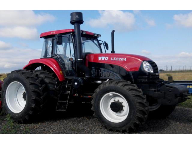 Трактор YTO LX2204