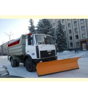 Отвал для уборки снега для автомобиля ВС-3000а