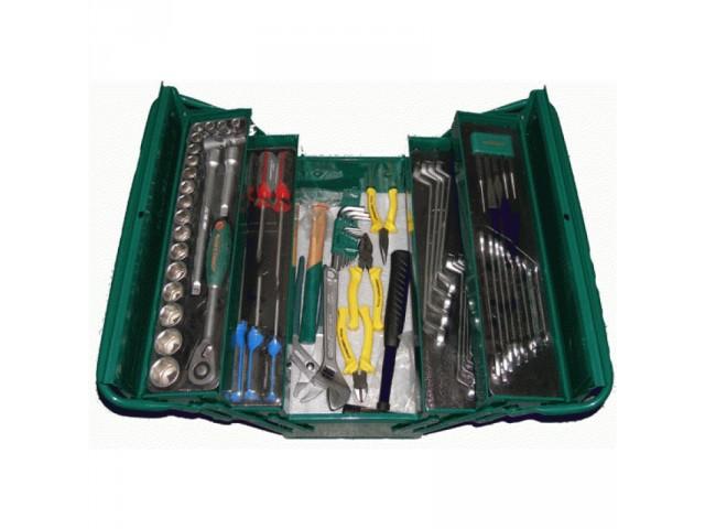 Ящик з інструментом, 64 предмета