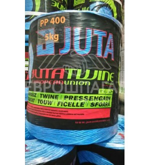 Шпагат сеновязальный, полипропиленовый Juta (Юта) 400 5 кг