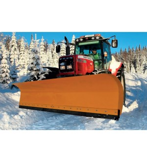 Відвал для імпортного трактору ВС-4000