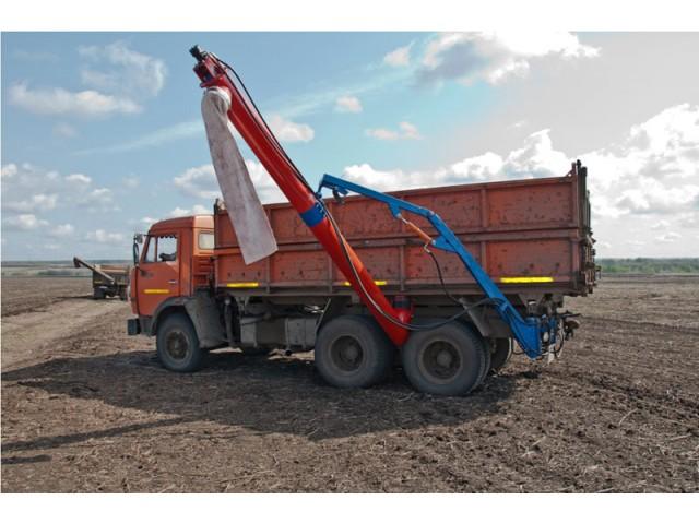 Завантажувальний шнек НБШ-250/4 до автомобіля КамАЗ-55102