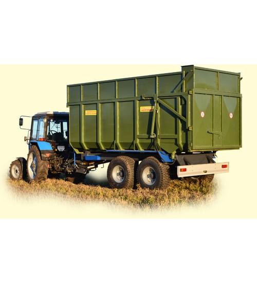 Тракторный прицеп ТСП-16 к тракторам Т-150, МТЗ 1210, ХТЗ