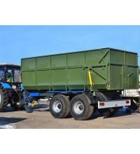 Тракторний самоскидний причіп ТСП-14 до тракторів МТЗ-82