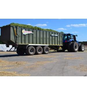 Тракторный сдвижной прицеп ТЗП-39