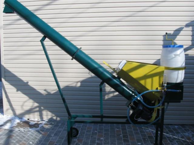 Протруювач насіння шнековий ПСШ-3-01