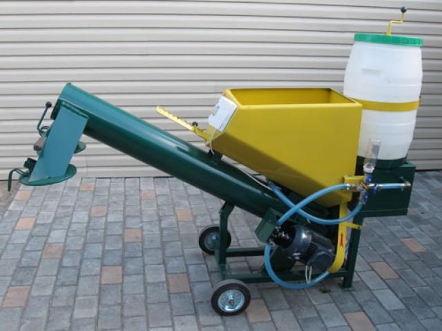 Протруювач насіння шнековий ПСШ-3
