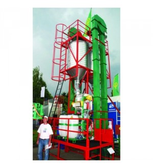 Комплекс оборудования для протравливания семян стационарный КПС-20
