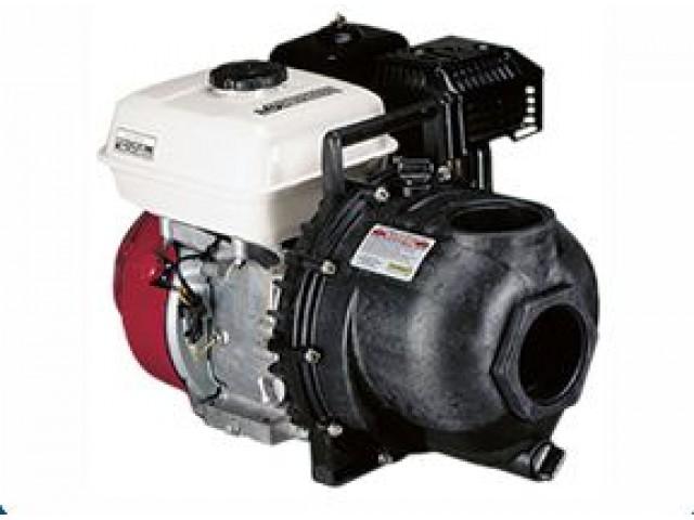Самозаправная мотопомпа BANJO 800 л / мин. (с двигателем honda 5.5 л.с.)