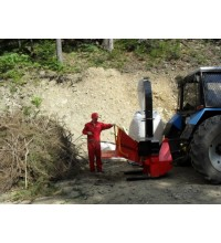 Дереводробильная машина DP 660 T (навесная на трактор)