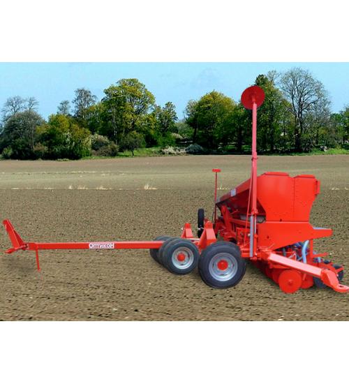 Сеялка зерновая Анастасия-4 навесная