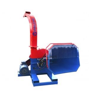 Измельчитель древесины PL-160E привод от электродвигателя