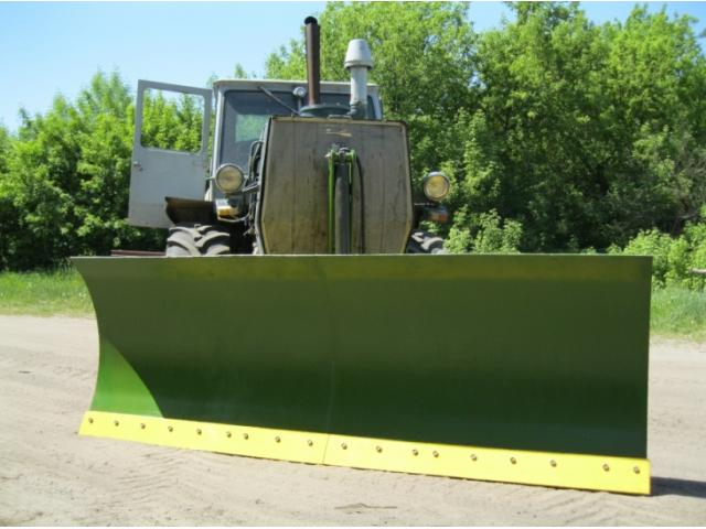 Відвал для трактора Т-150, ХТЗ, ХТА