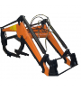 Погрузчик фронтальный быстросъемный НТ-1200 (НТ-4М КУН)