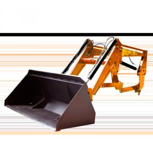 Погрузчик фронтальный быстросьемный НТ-4М
