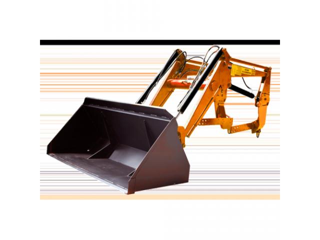 Погрузчик фронтальный быстросьемный НТ-2000J (НТ-4М КУН) с джойстиком