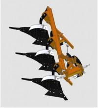 Плуг 3-х корпусный модульный универсальный