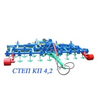 Культиватор прицепной СТЕП КП-4,2 (2-х рядный)