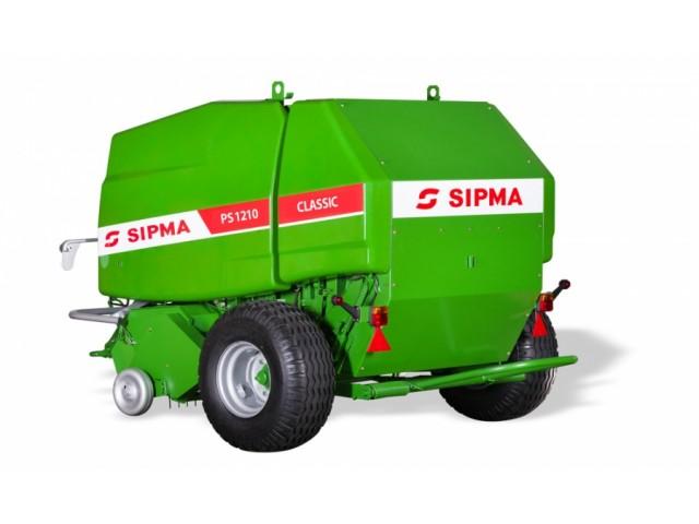 Рулонный пресс SIPMA PS 1210 CLASSIC (Сипма)