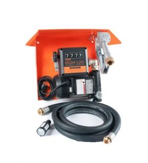 Gamma AC 100 - міні колонка для заправки техніки паливом. Живлення 220 В. Продуктивність 100 л/хв. Автоматичний