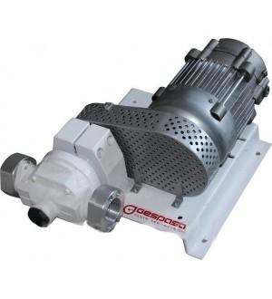 BAG 800 - Насос для перекачки бензина, керосина, дт, 220/380 Вольт 100-150 л/мин