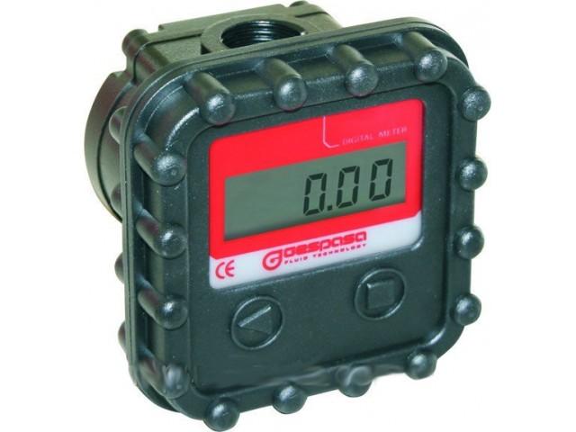 MGE-40 – счетчик учета топлива. Электронный. Продуктивность 2-40 л/мин