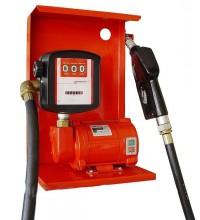 SA-50 Ex 12 - заправочный модуль со счетчиком для бензина, 12В, 45 л/мин