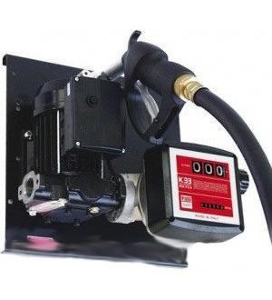 ST PANTHER 56 K33 (PIUSI) - Мобільний заправний модуль для дизельного палива, 220 В, 56 л/хв