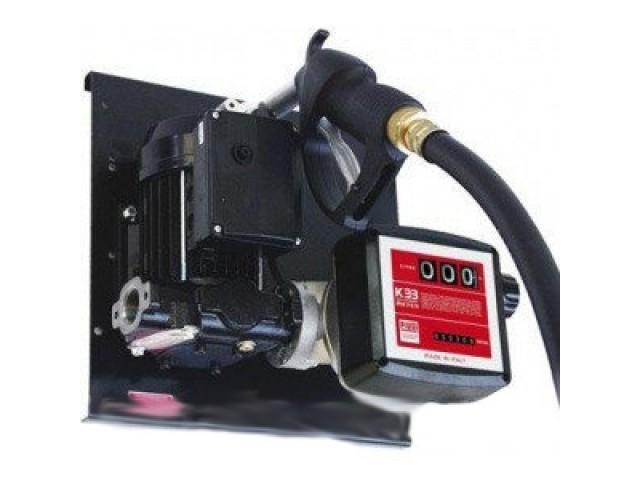 ST PANTHER 56 K33 (PIUSI) - Мобильный заправочный модуль для дизельного топлива, 220 В, 56 л/мин